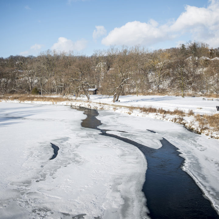 Humber River Winter