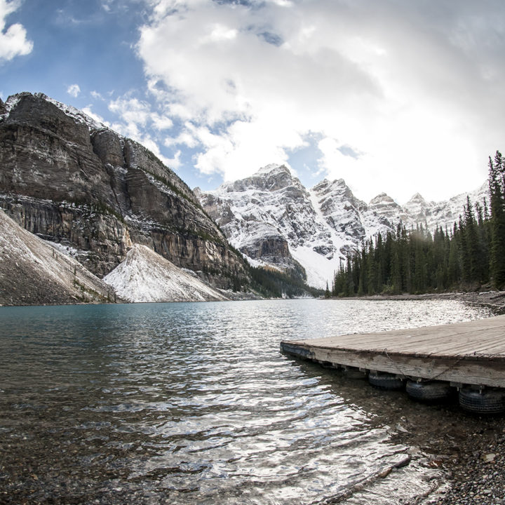 Banff, Lake Louise & Moraine Lake
